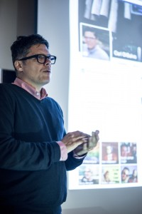 Carl DiSalvo, designer and educator (USA)