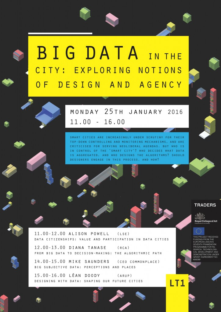 Big Data Event Monday 25012016_Poster