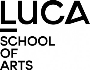 LUCA logo School of Arts jpg
